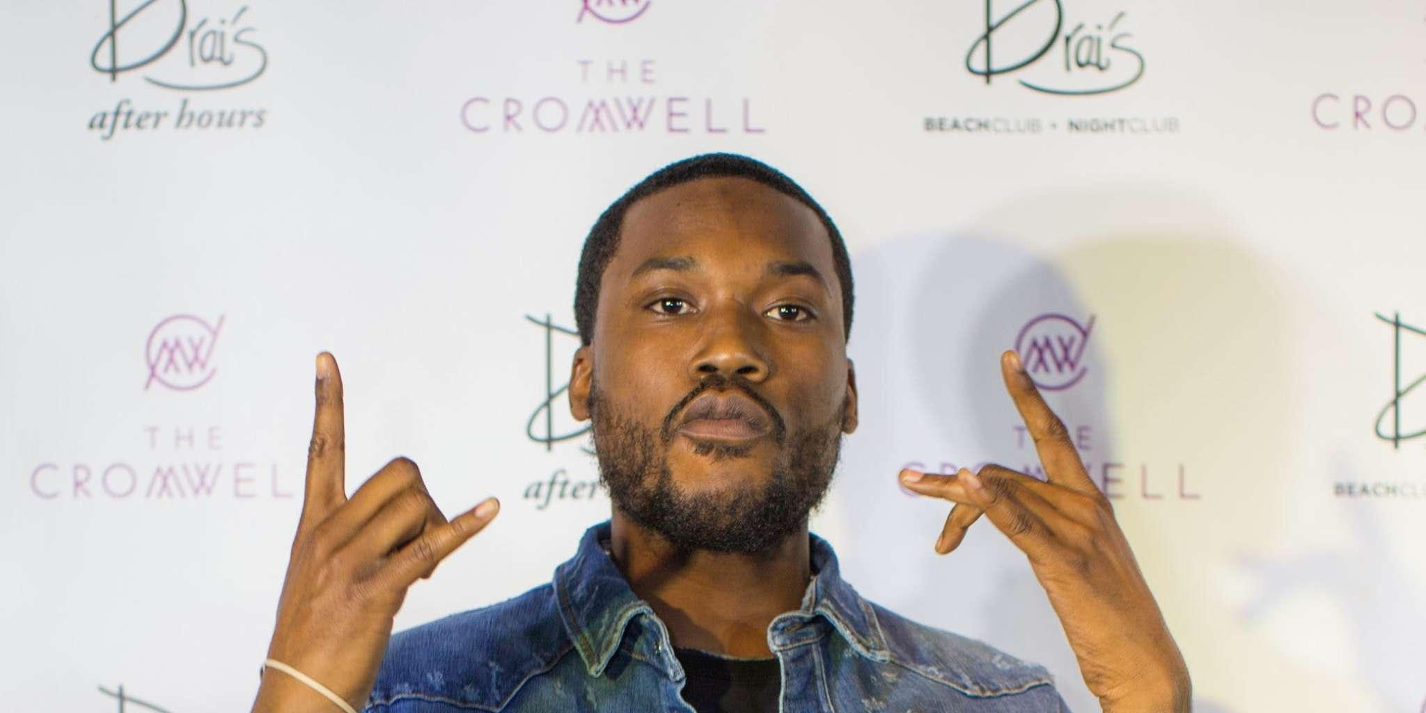 Meek Mill Pleads Guilty To A Misdemeanor Gun Charge And All The Other Charges Against Him Are Dropped