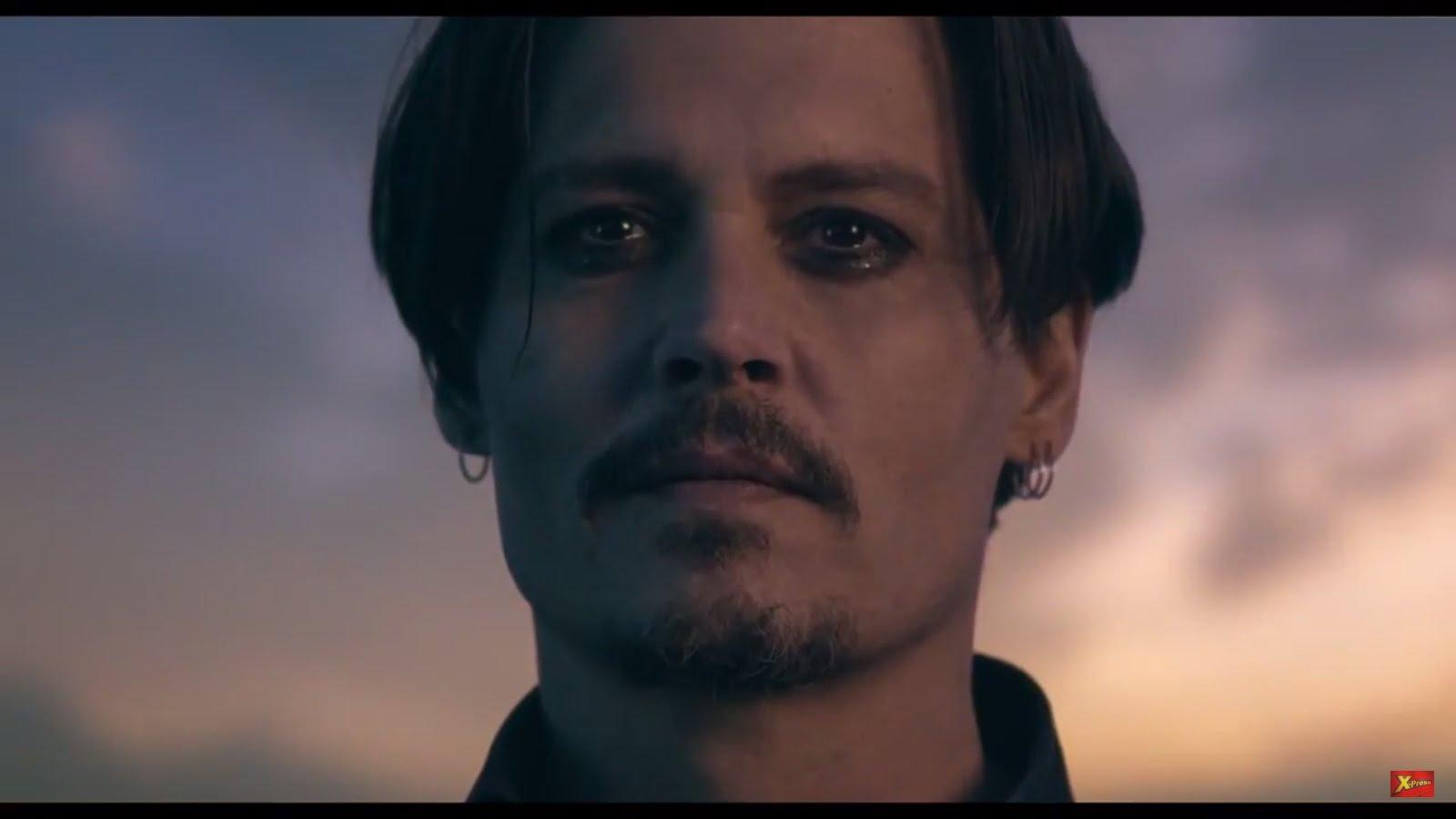 Dior In Hot Water Over New 'Sauvage' Ad Featuring Johnny Depp - People Are Outraged By The Cultural Appropriation!