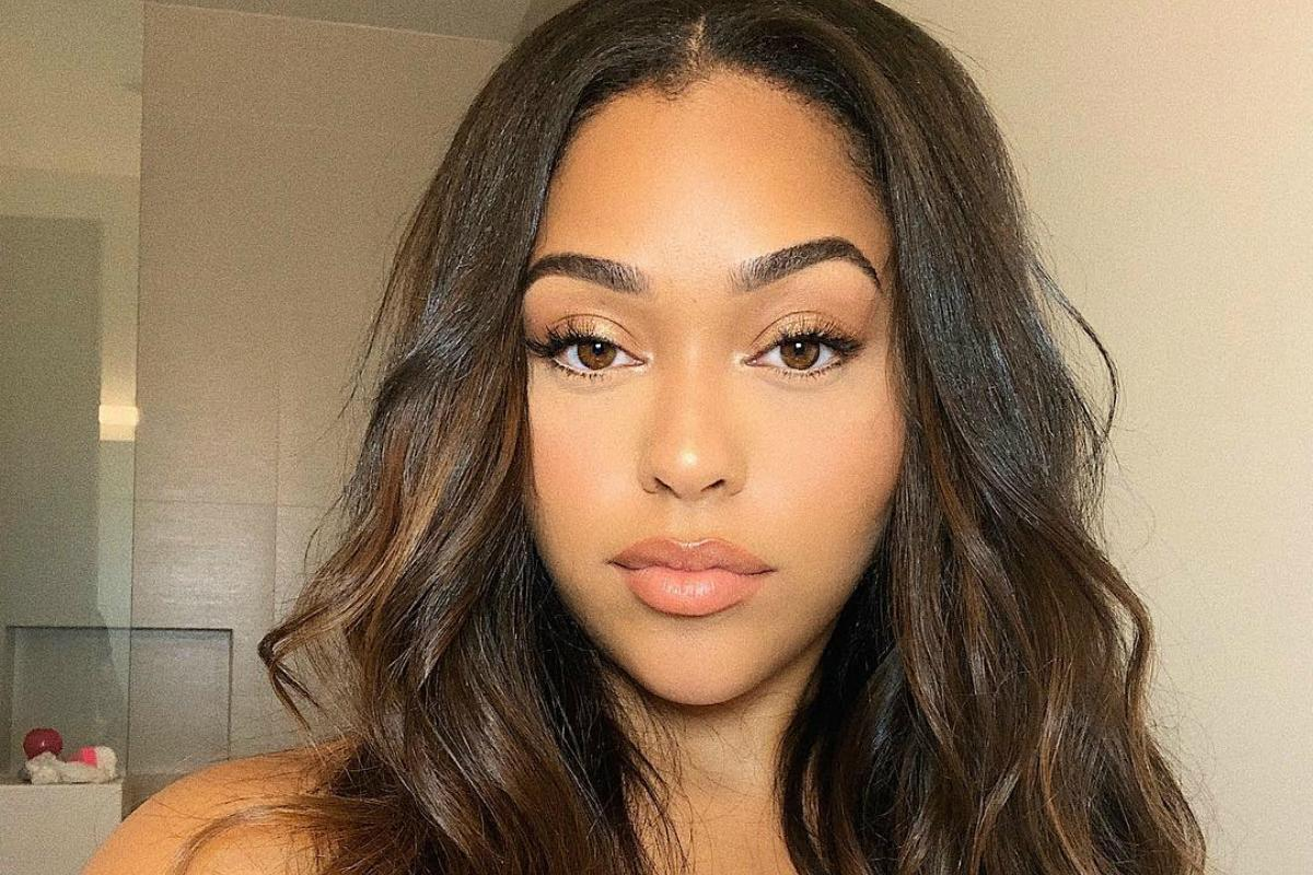 Jordyn Woods Puts Her Best Assets On Display In A Jaw-Dropping Pink Swimsuit - See The Photo