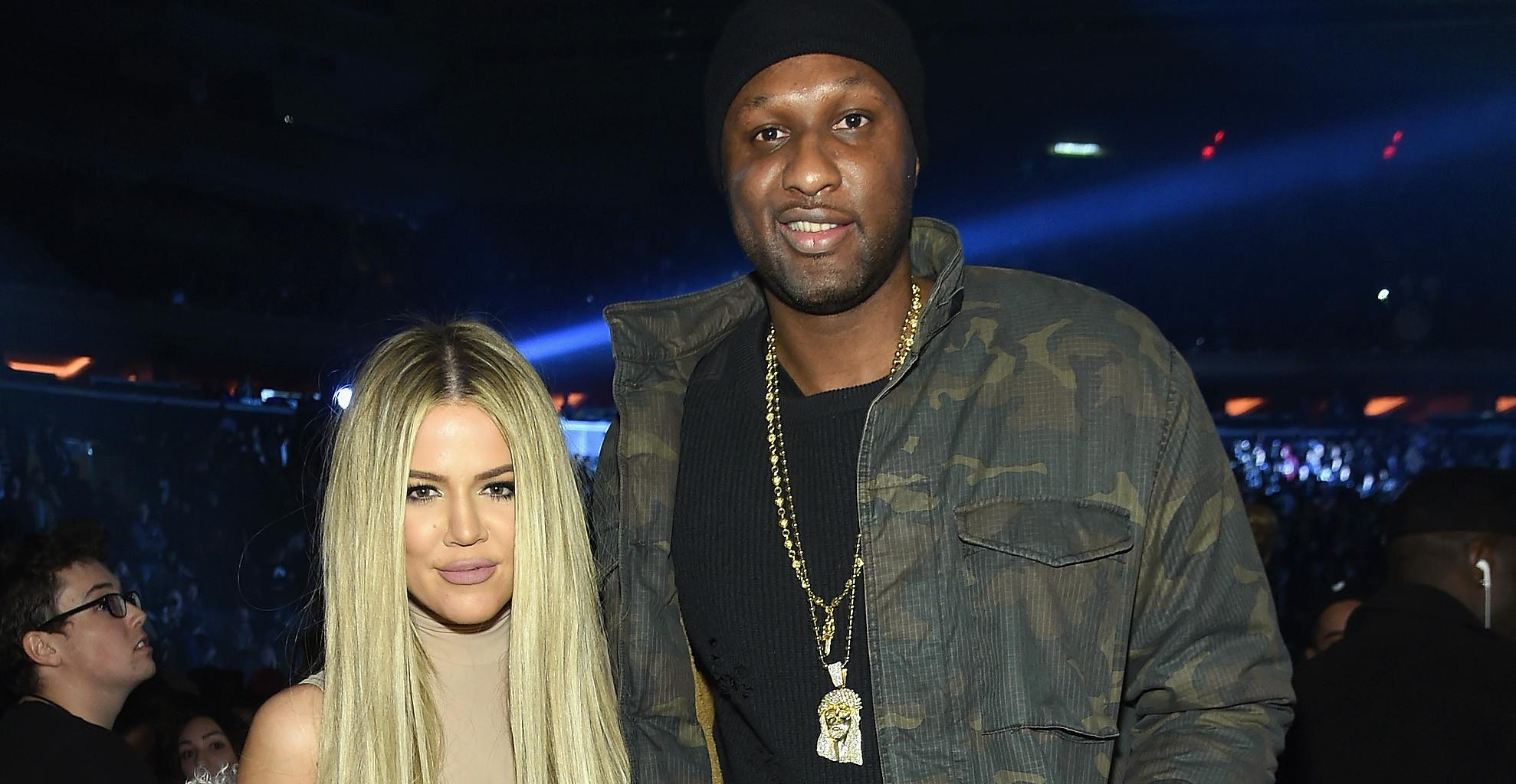 Lamar Odom Denies Dissing Former Wife Khloe Kardashian With Post About New Girlfriend - Says He Deeply Respects The KUWK Star