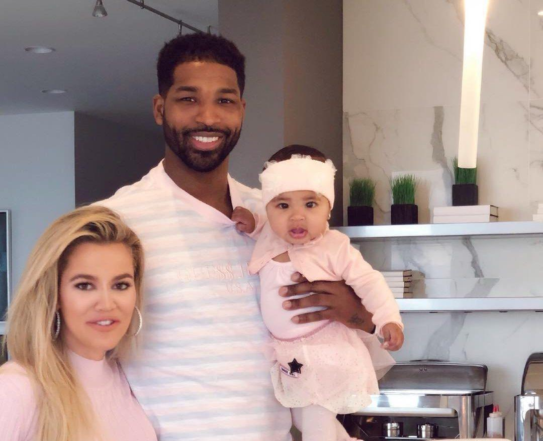 KUWK: Khloe Kardashian 'Completely Supports' A Close Relationship Between Ex Tristan Thompson And Their Daughter True