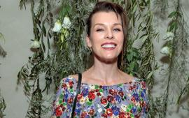 Milla Jovovich Pregnant With Her Third Baby After Opening Up About Horrific Emergency Abortion