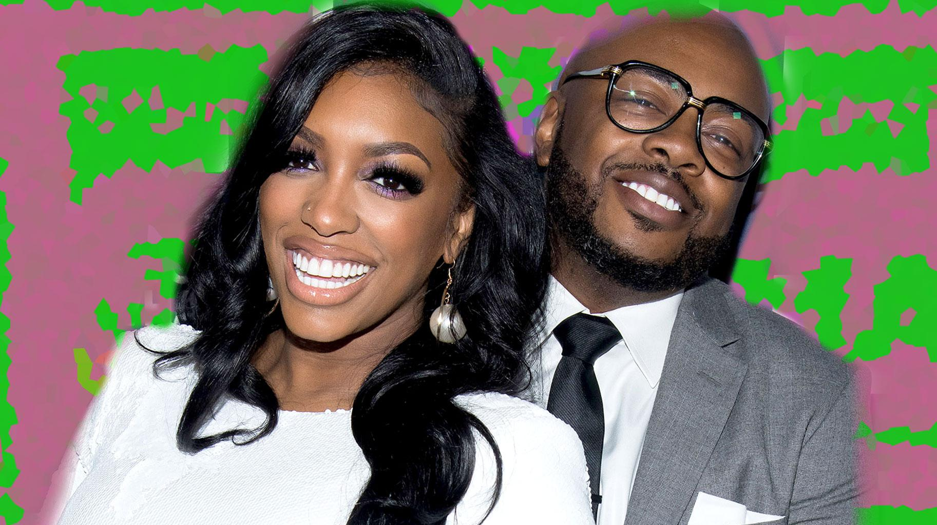 Porsha Williams Makes Fans Happy Wearing Her Engagement Ring Again - She Shows Off Her Curves In A Nude Skin-Tight Dress