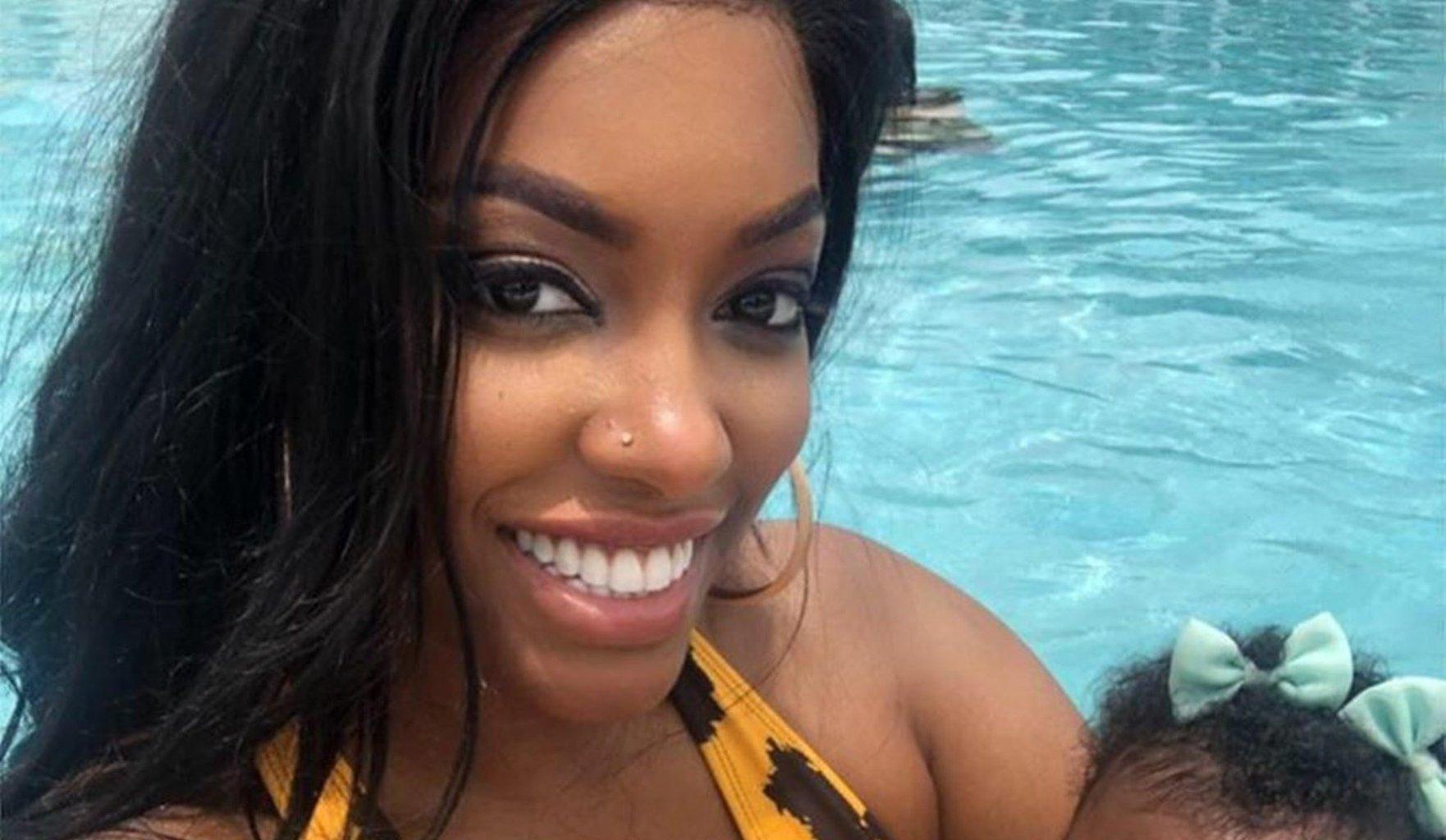Porsha Williams Gushes Over Pilar Jhena With New Pics - See The Images Here