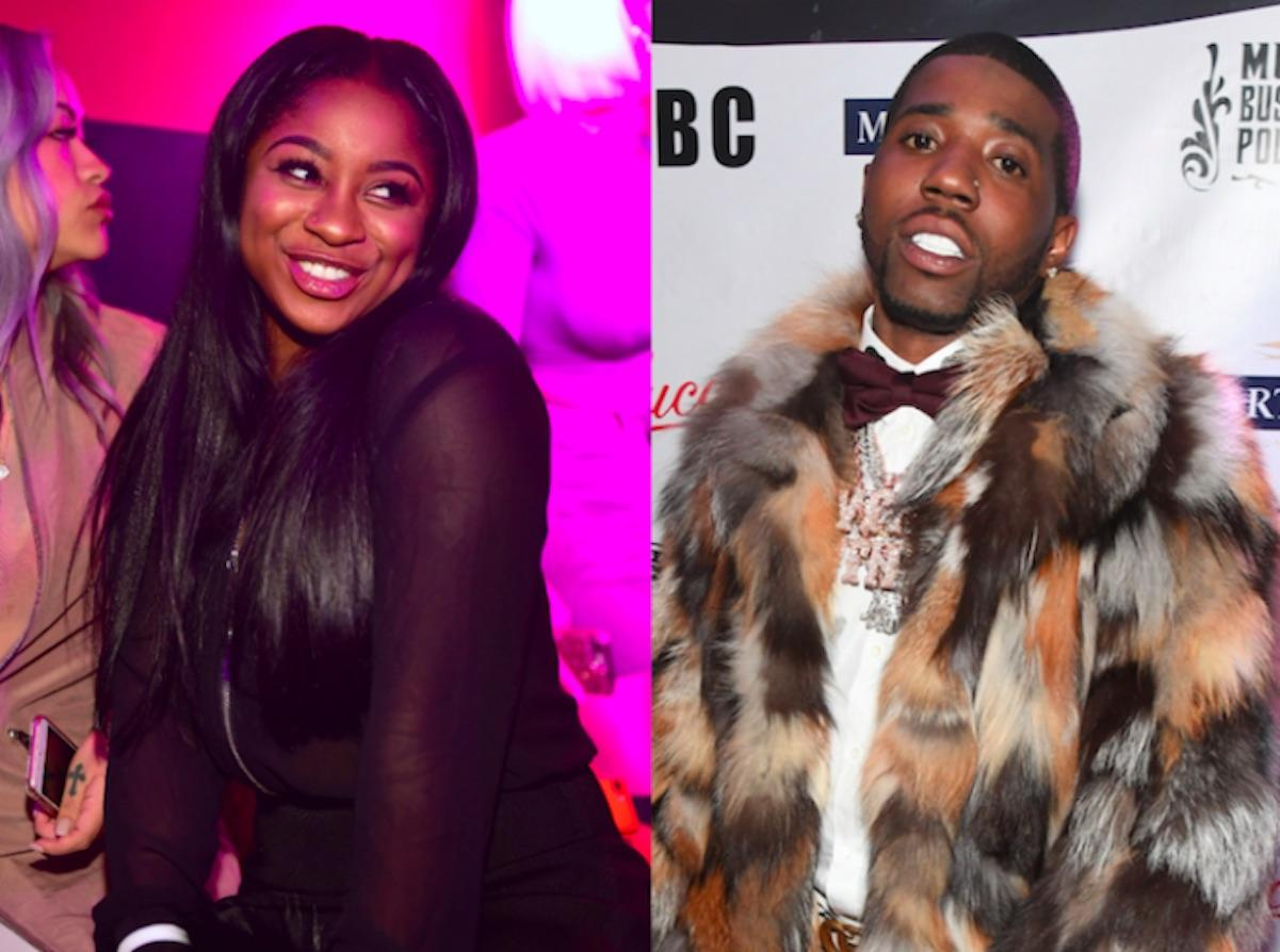 Reginae Carter's On And Off Boyfriend, YFN Lucci Gets Bashed Following His Recent Degrading Message - People Want Toya Wright And Lil Wayne To Intervene