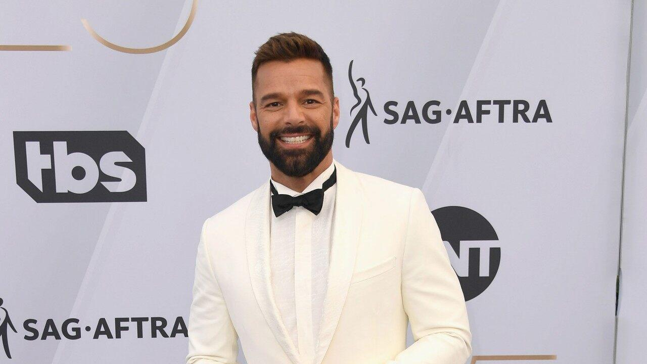 Ricky Martin Posts A Pic Of His 'Light' Lucia For The First Time - Meet The Adorable Baby!