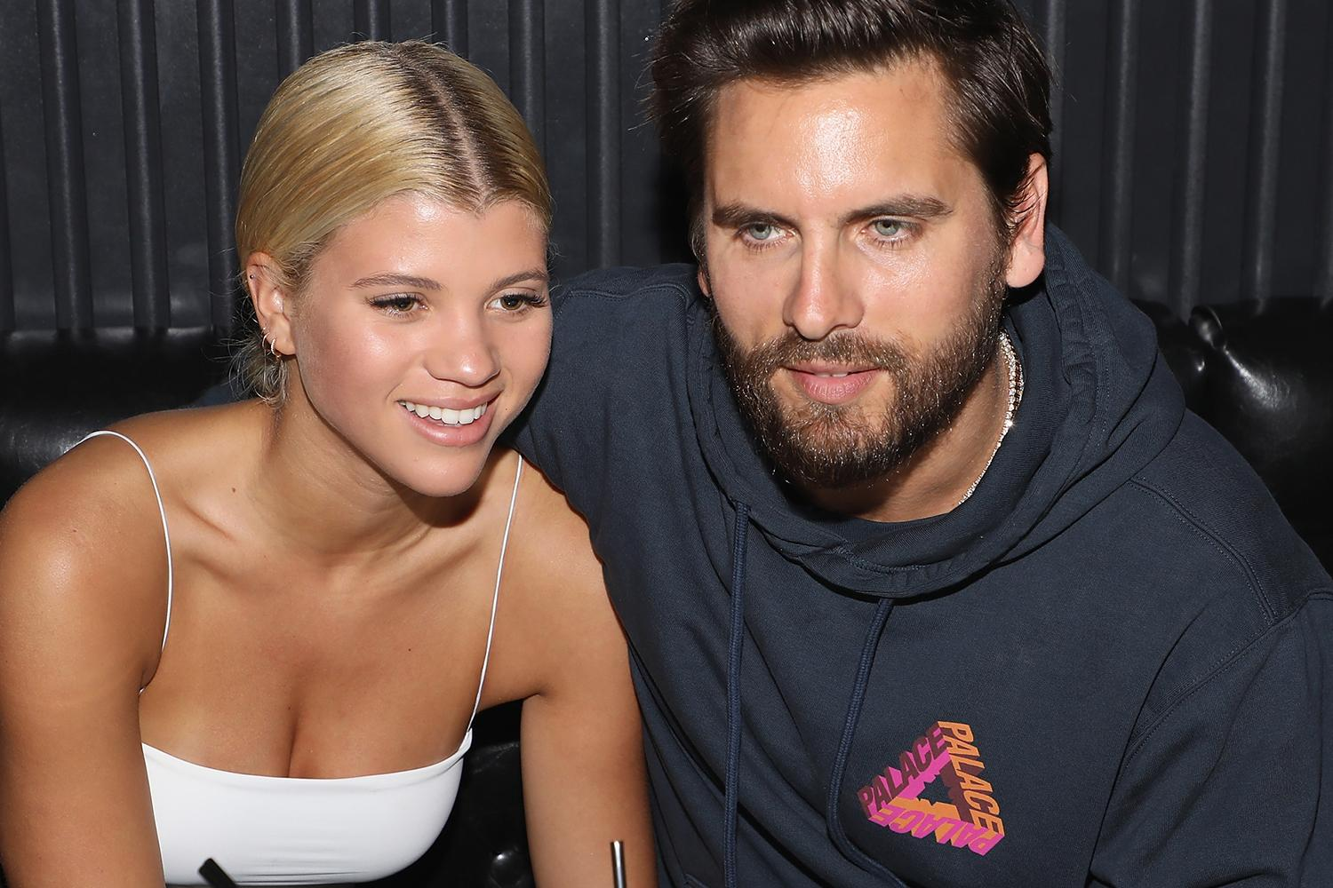 Sofia Richie Was Shocked Scott Disick Got Her A Car For Her Birthday - Here's Why The Expensive Gift Means A Lot!