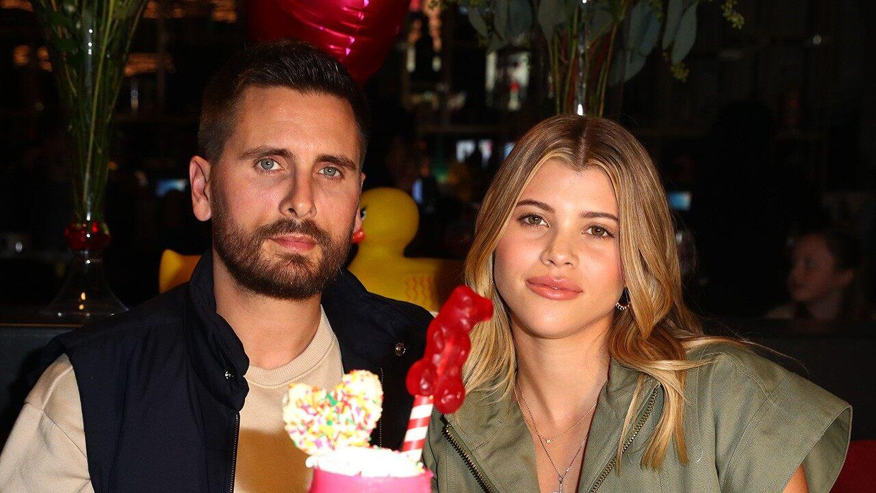 Sofia Richie Happy To Be 21 And Dating Scott Disick - He Gives Her Space To 'Do Her Thing'
