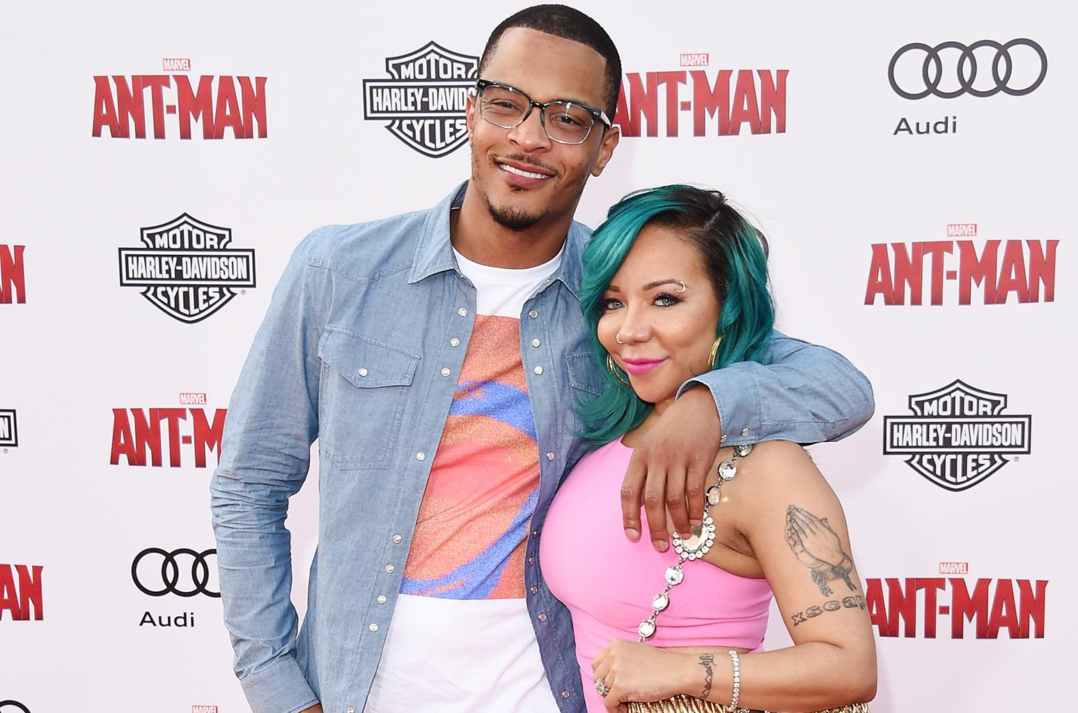 Tiny Harris Gushes Over T.I. With Cheeky Footage - Fans Criticize Her And Make Fun Of Tip's Assets