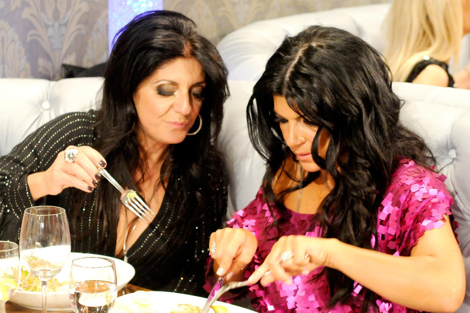Kathy Wakile Says She Won't Waste Her Time Trying To Fix Her Relationship With Teresa Giudice - Here's Why!