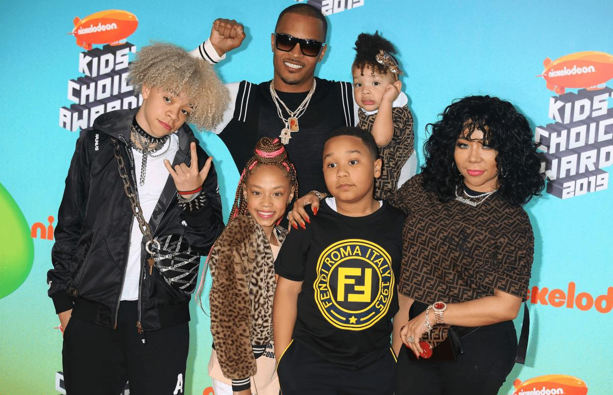 T.I. Misses His Kids - Check Out The Gorgeous Photos Featuring Zonnique Pullins, Heiress Harris, And King Harris