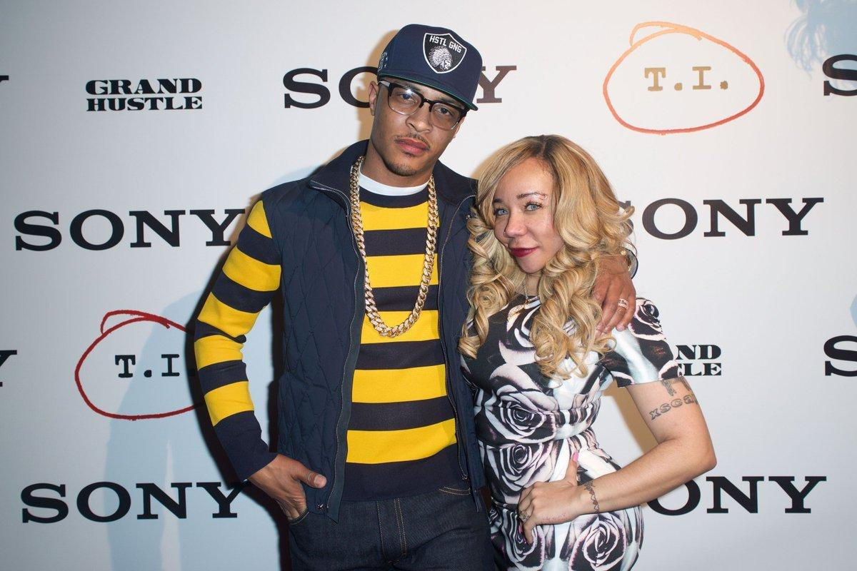 T.I. Is Living His Best Life With Tiny Harris - See The Most Recent Photo Of The Two