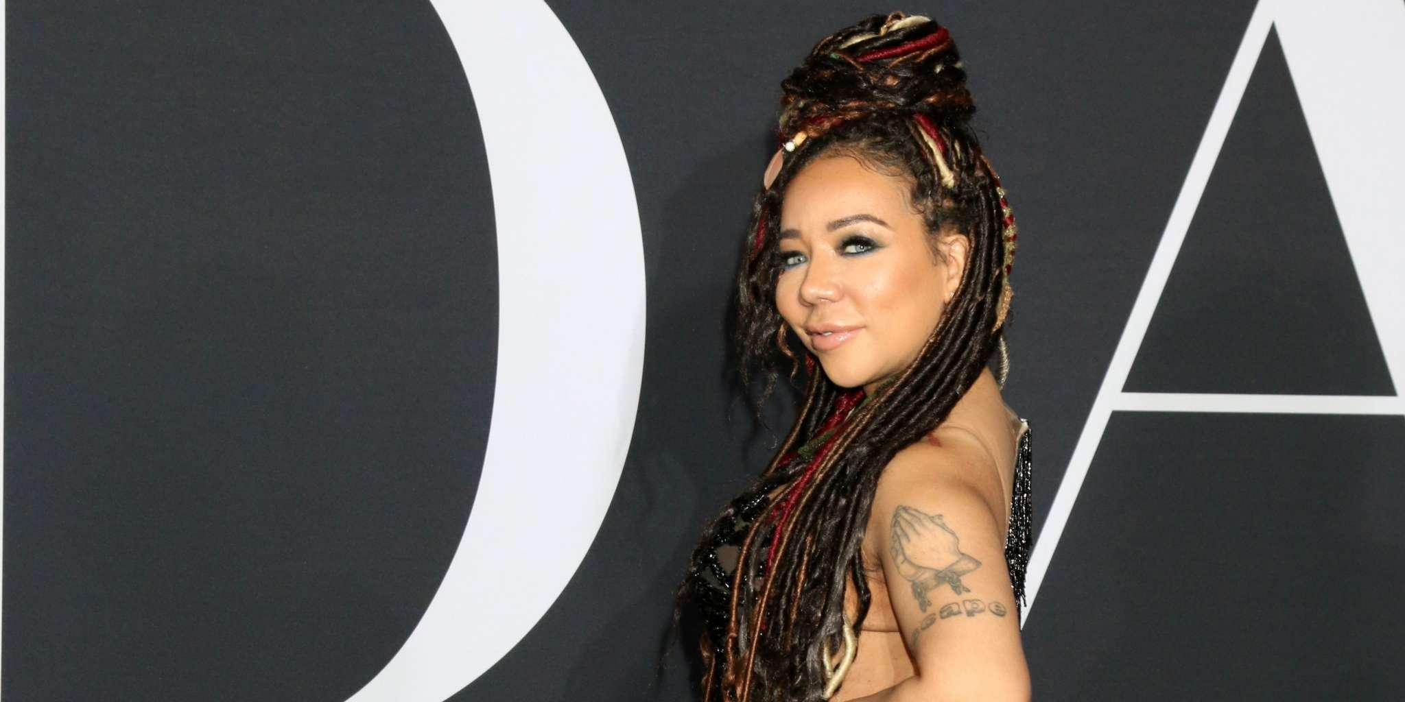 Tiny Harris Shows Off Her Small Waist In The Latest Videos