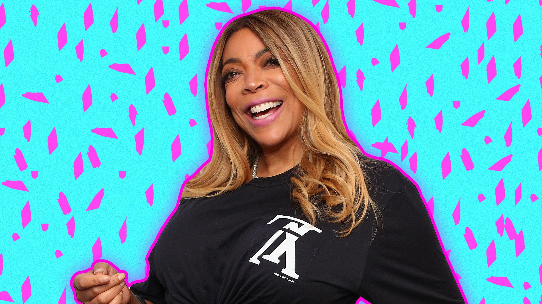 Wendy Williams And Her Son Link Up With Snoop Dogg At 50 Cent's Party - Pics & Video