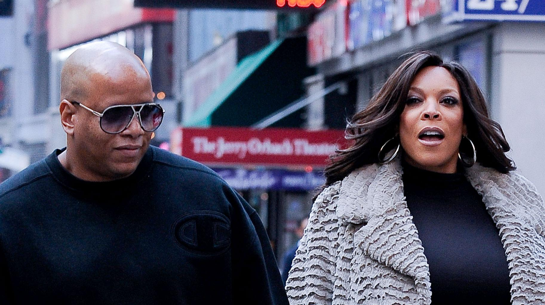 Wendy Williams Has Witty Response To Those Reports She Hired Ex Kevin Hunter As Her Manager