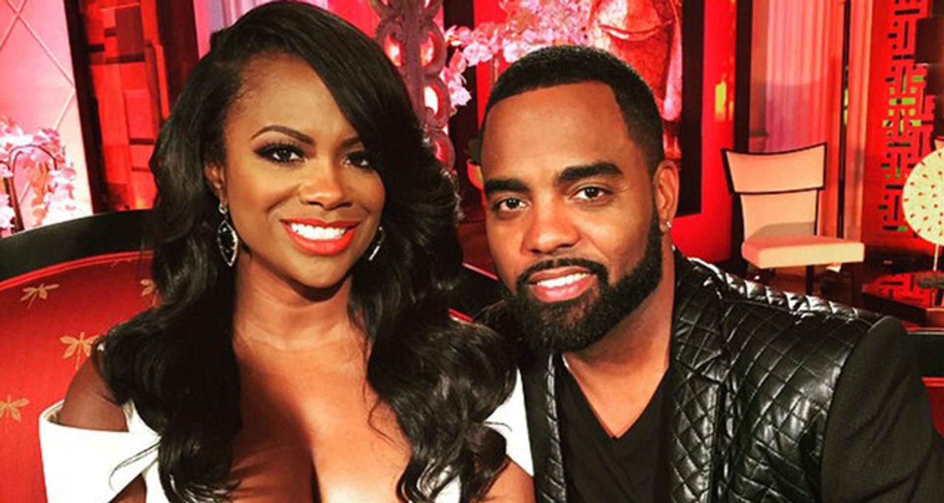 Kandi Burruss And Todd Tucker Are Gorgeous In White And Some Fans Call Them 'Power Couple'