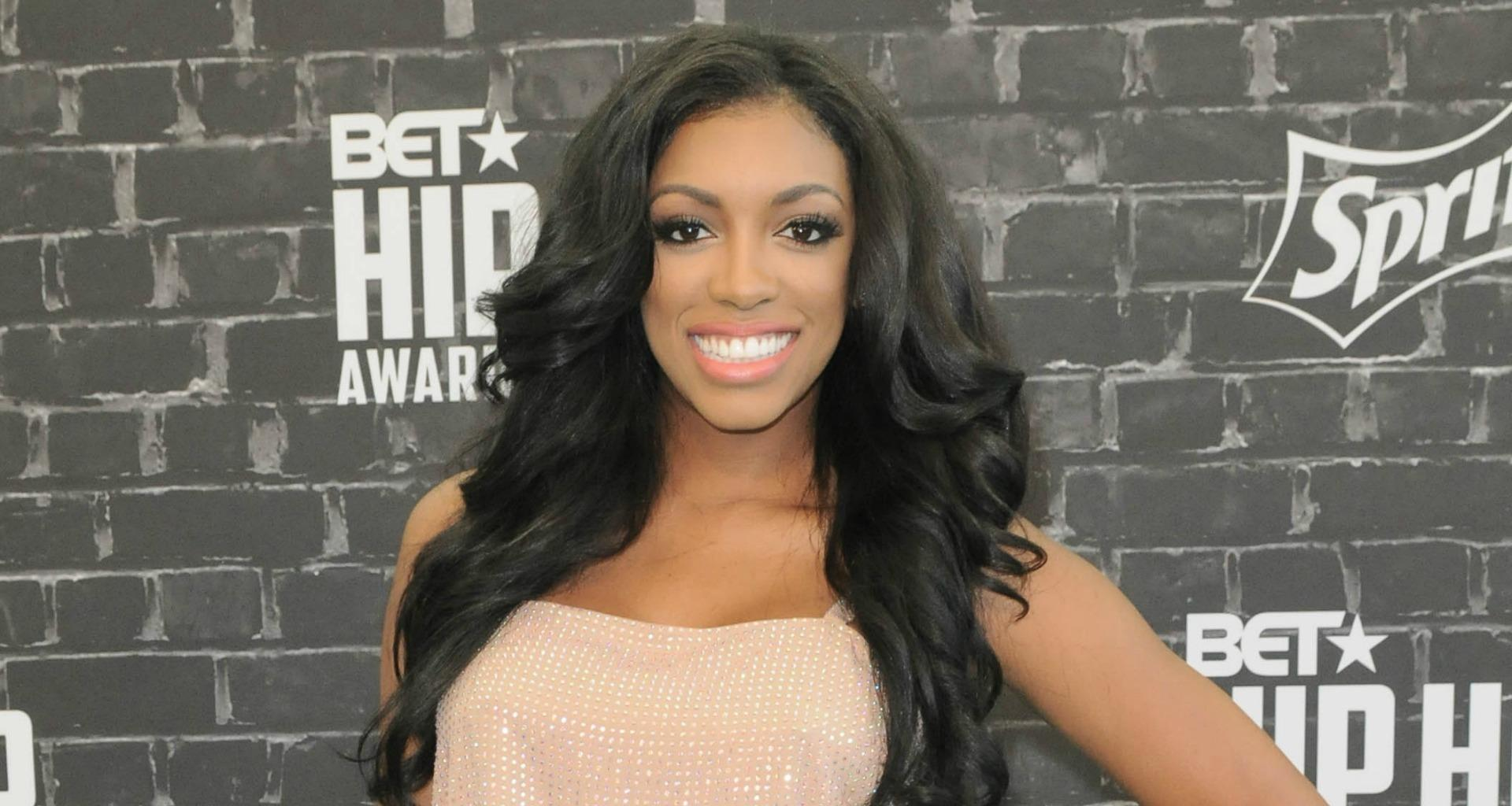 Porsha Williams Breaks The Internet With Her Latest Message & Photo Session With Baby PJ - She's Showing Off A Lot Of Skin And Fans Are In Awe