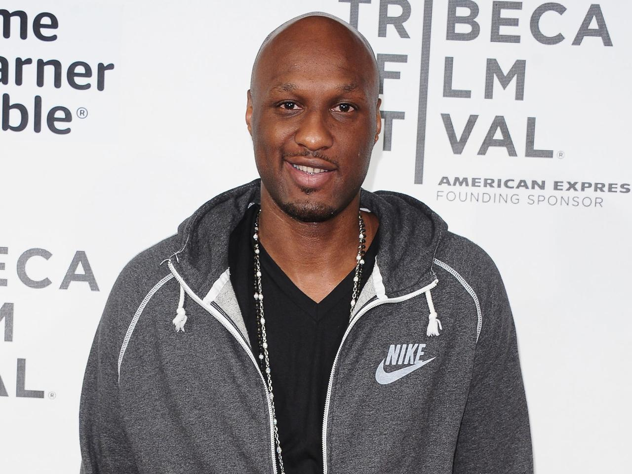 Lamar Odom Announces Fans That He's Considering A Second Book - His GF, Sabrina Parr Offers Him Full Support - See Their Messages
