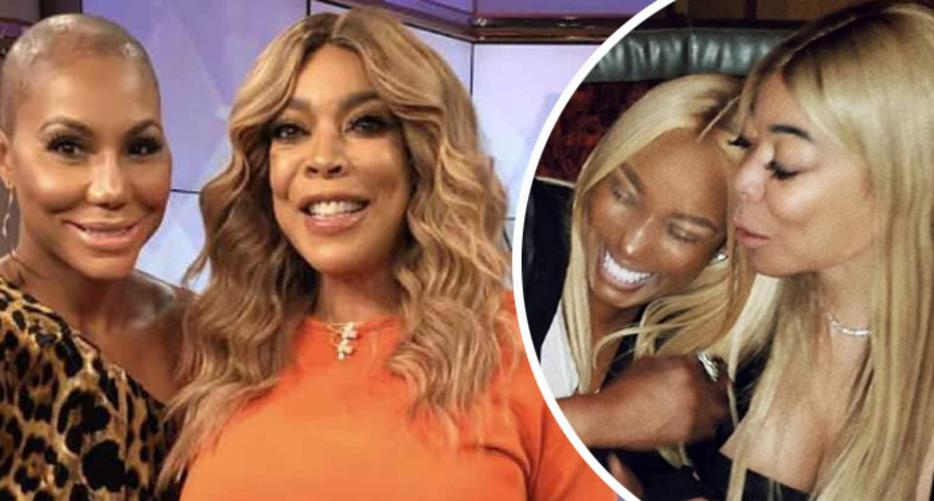 NeNe Leakes Spends Her Girls' Weekend With Wendy Williams And Tamar Braxton: 'The Queens Of Shade All Together'