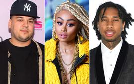 Blac Chyna Reminds People That Rob Kardashian And Tyga Are Not Paying Child Support