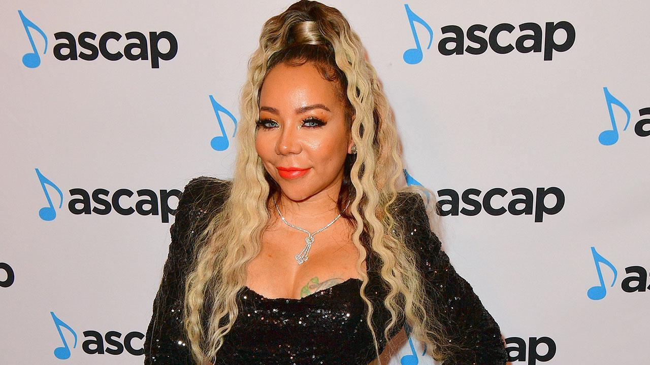 Tiny Harris Presents Some Special Products For The Ladies - Here's Her Video