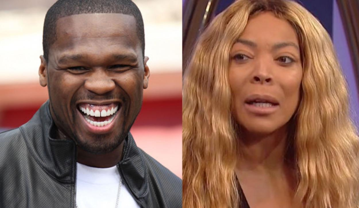 50 Cent 'Not Interested' In Making Peace With Wendy Williams After She Admits He's Handsome