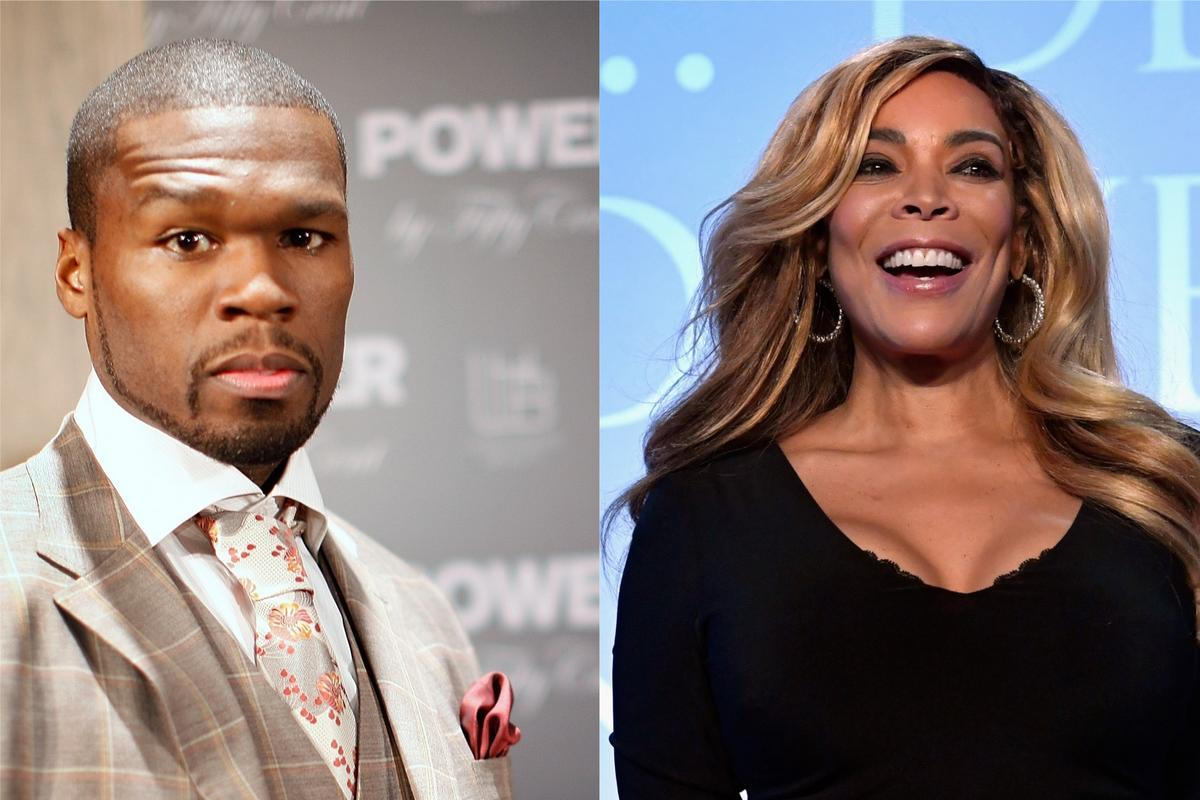 50 Cent Changes His Mind About Wendy Williams -- He May Invite Her To His Next Party For This Reason