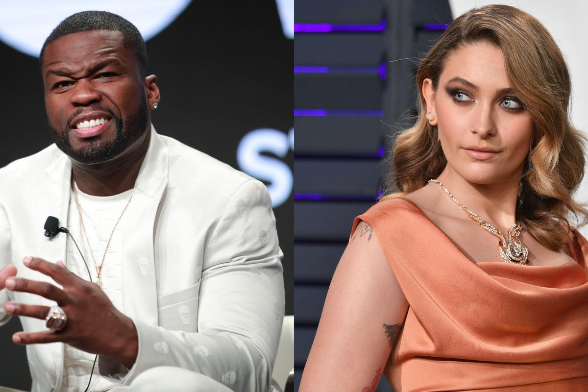 Paris Jackson Claps Back At 50 Cent For Arguing That Chris Brown Is The Superior Entertainer When Compared To Michael Jackson
