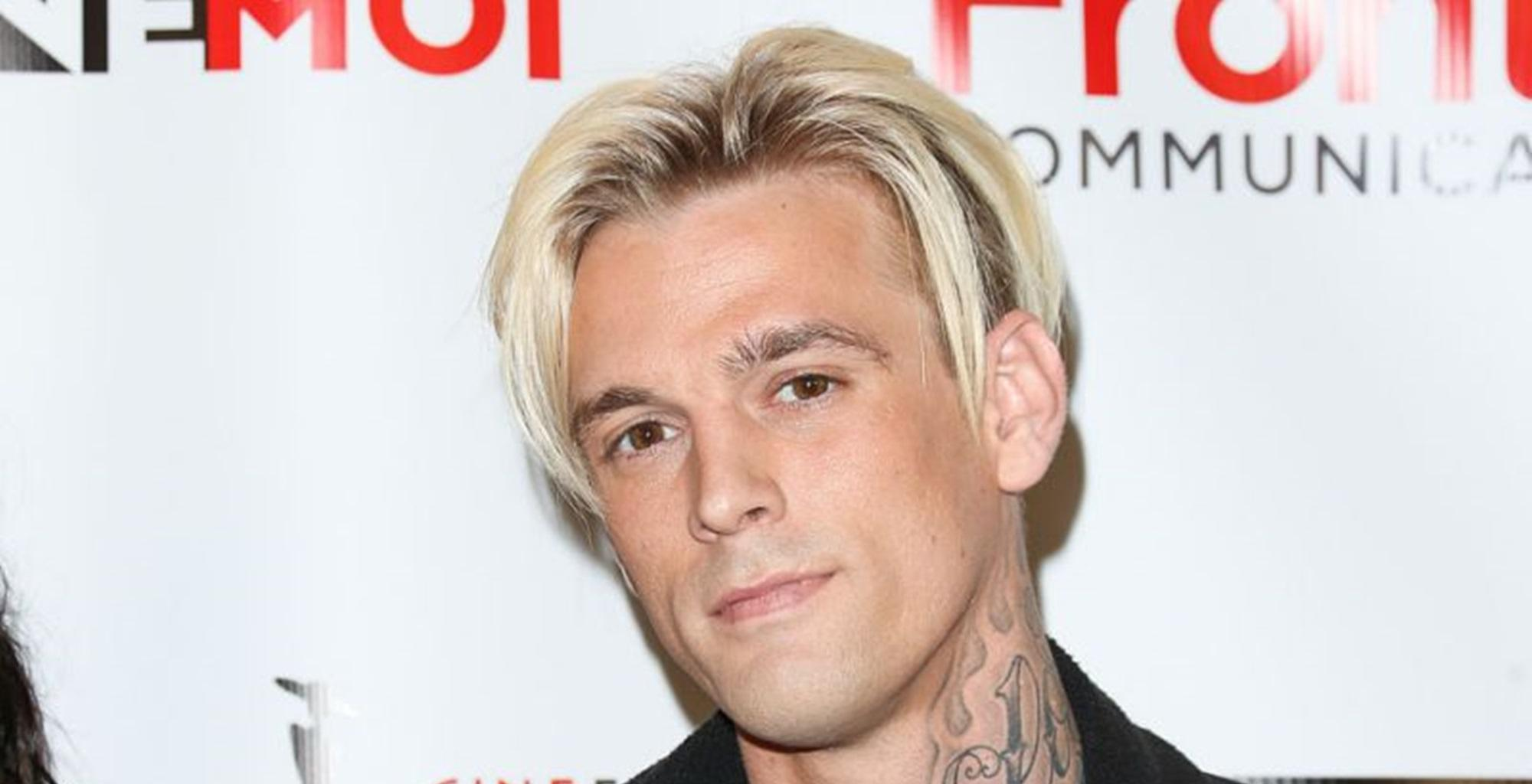 Aaron Carter Takes Drastic Measures To Get Better After Claiming His Sister Raped Him And Fighting With Siblings Angel And Nick Carter