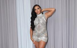 Angela Simmons Shows Bow Wow What He Is Missing In Barely-There Bathing Suit Photos -- Some Critics Find She Is Going Too Far