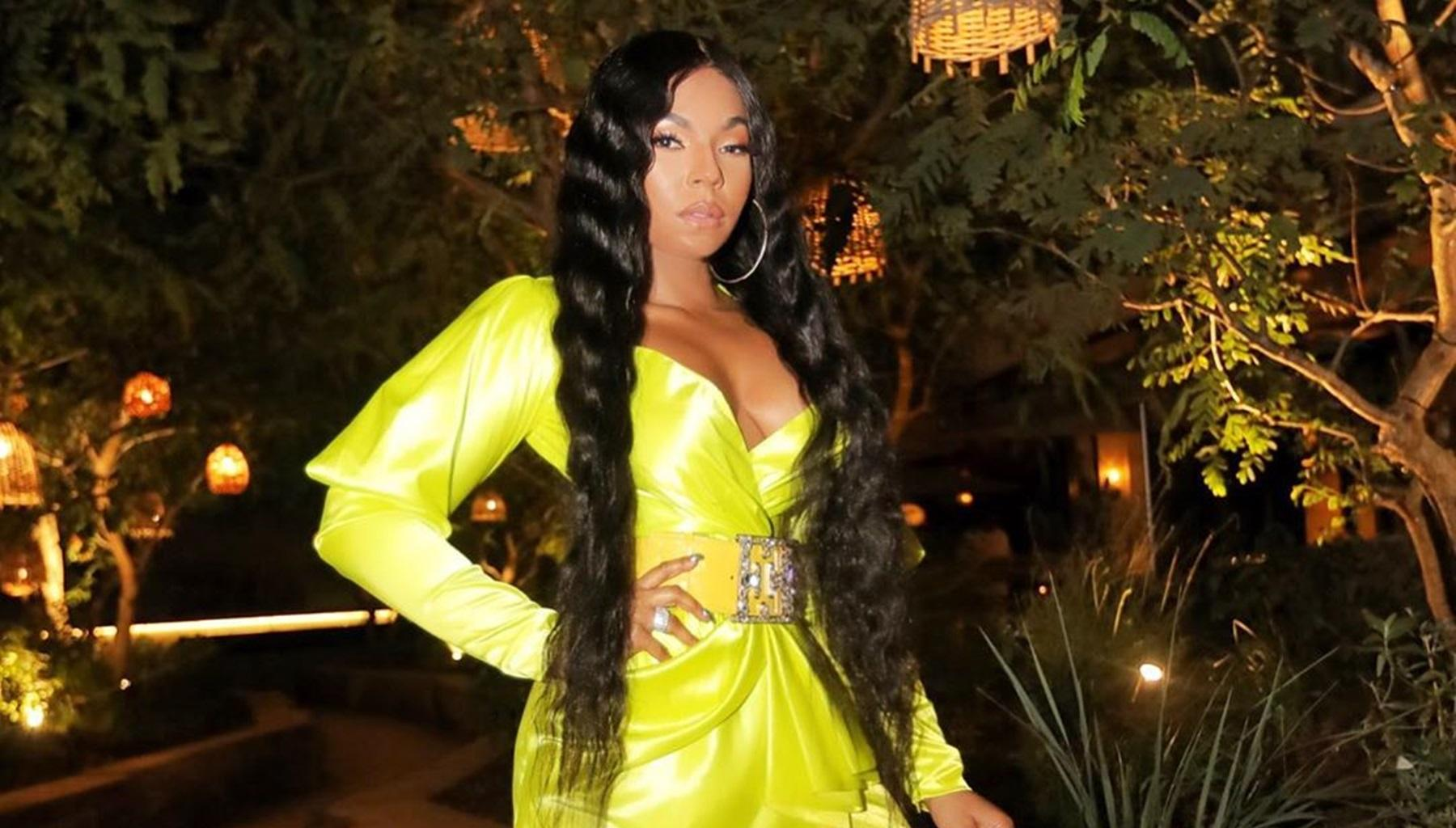 Ashanti Is Pushing Things To The Limit In Controversial Revealing Outfit -- Photos Have Fans Divided