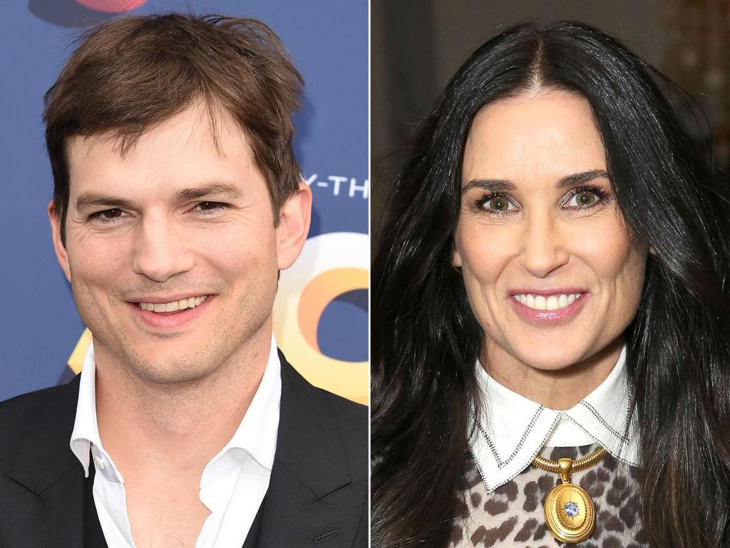 Ashton Kutcher Reportedly Isn't Mad At Demi Moore For Dropping Marriage Bombshells In Memoir