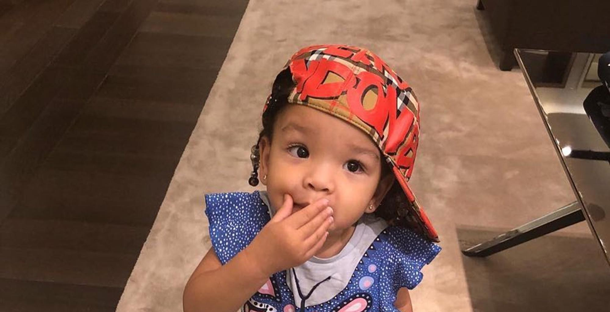 Tiny Harris' Daughter, Heiress Heiress Hangs Out With Her Cousin And Fans Adore Her Pose - See Why T.I. Is Freaking Out