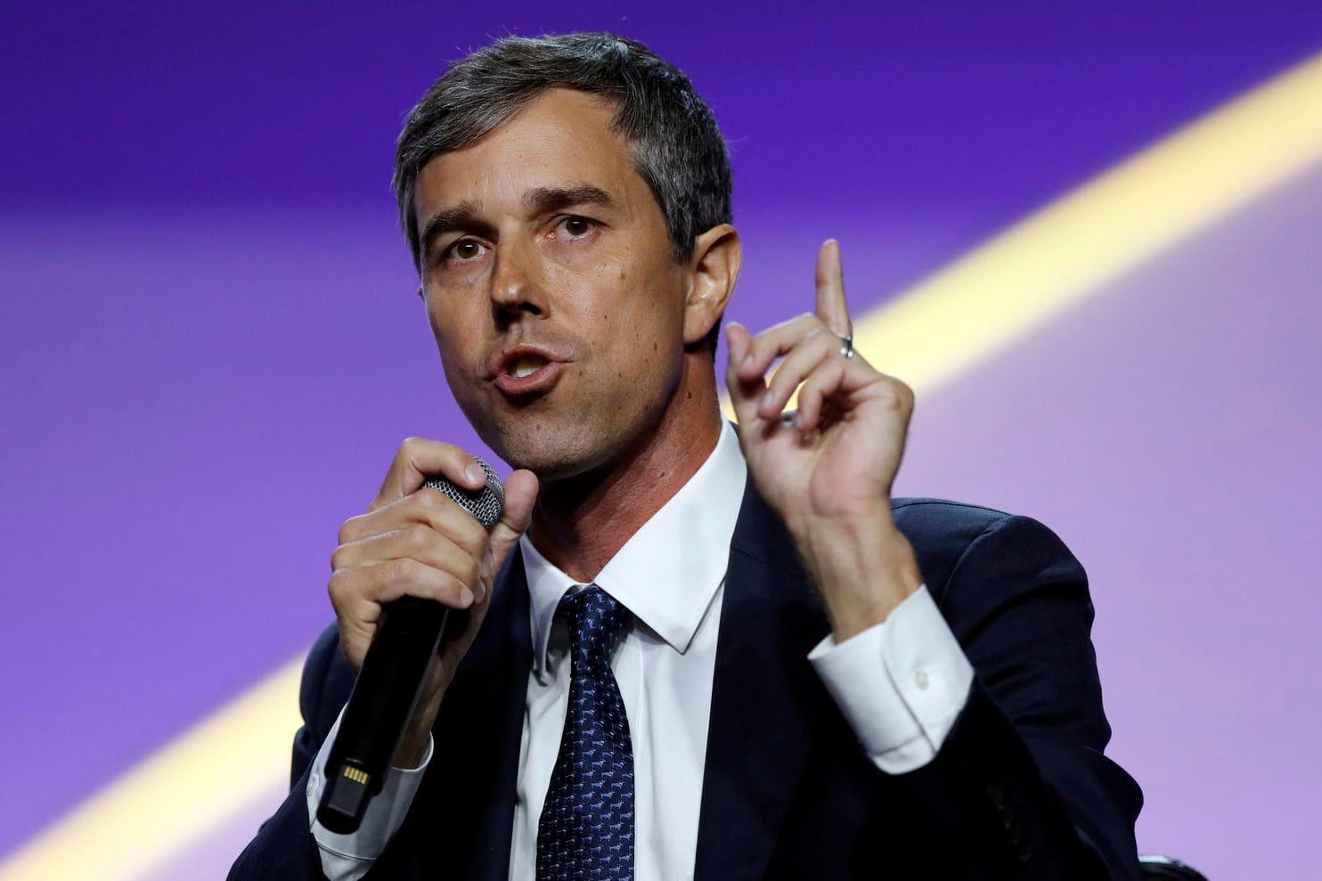 Beto O'Rourke Labels Donald Trump As A 'White Supremacist' - Says He Is A Deadly Threat To All People Of Color In The US