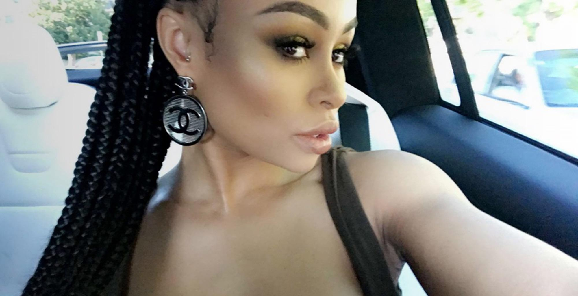 Blac Chyna Will Be On The Real This Week And She Wants Fans To Tune In