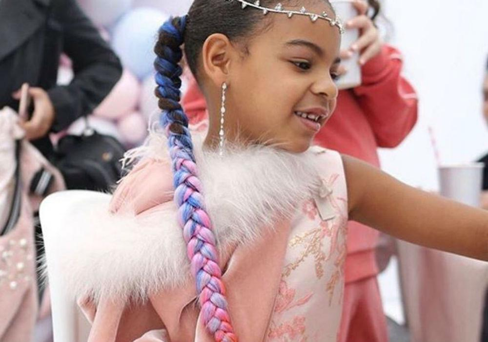 Blue Ivy Carter Is A 'Cultural Icon' Claims Beyoncé In Trademark Dispute Over Her Daughter's Name
