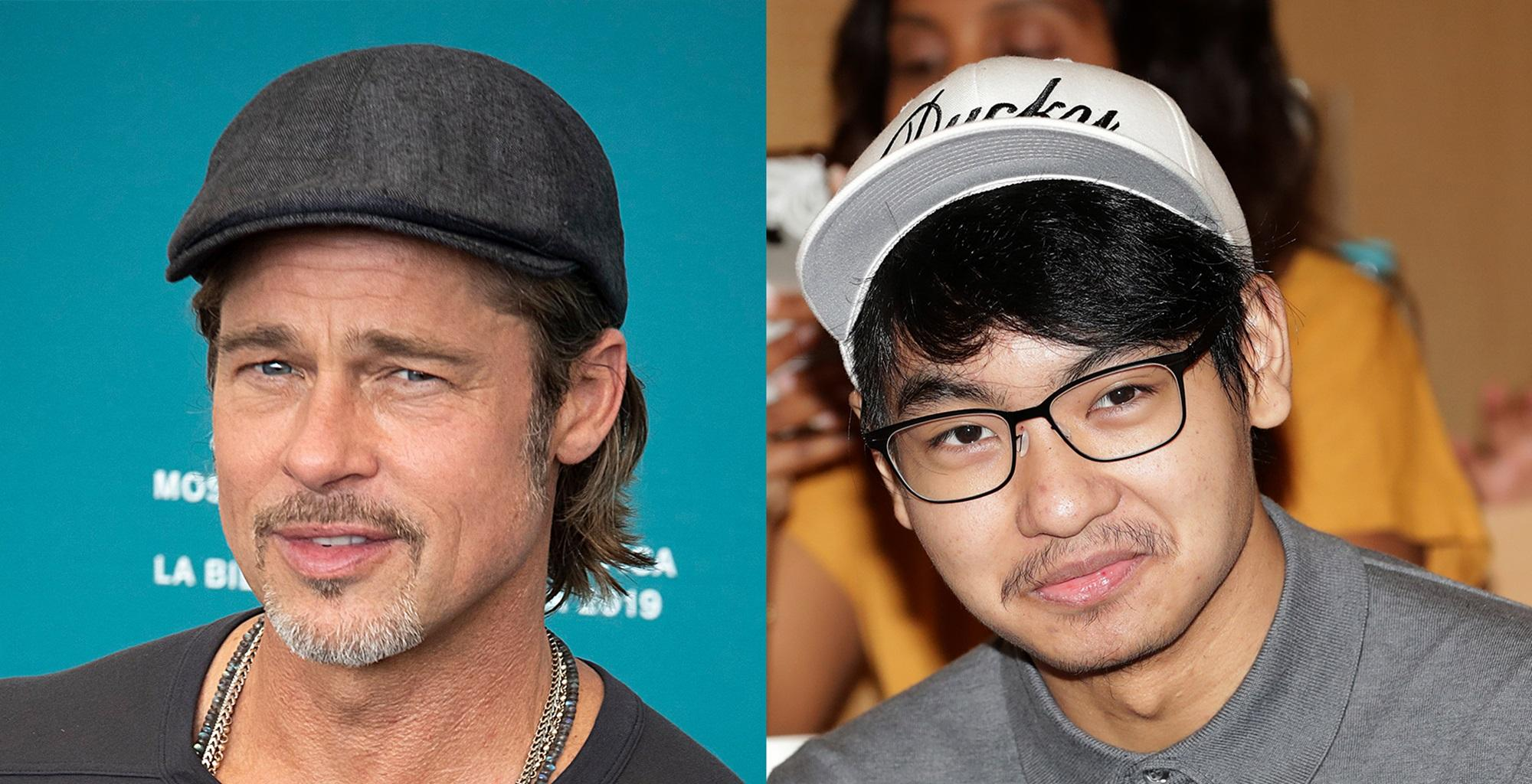Brad Pitt Reportedly Reacts To Maddox's Viral Video From South Korea In Surprising Way