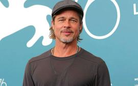 Brad Pitt Sits In The Audience Of 'The Ellen DeGeneres Show' On His Day Off