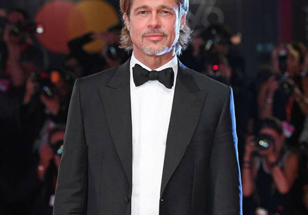 Brad Pitt Talks About His Parents, Kanye West, And His Favorite Kardashian At Ad Astra Special Screening