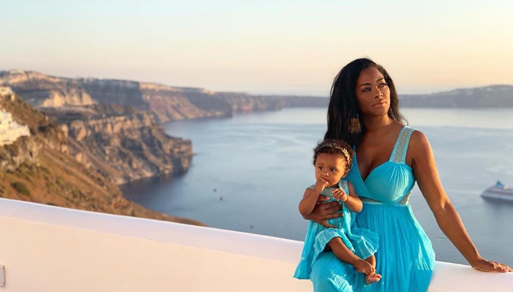 Kenya Moore Uses Beyoncé's Words To Speak About Her Post-Divorce Life Without Marc Daly As NeNe Leakes Starts Investigating Her Situation