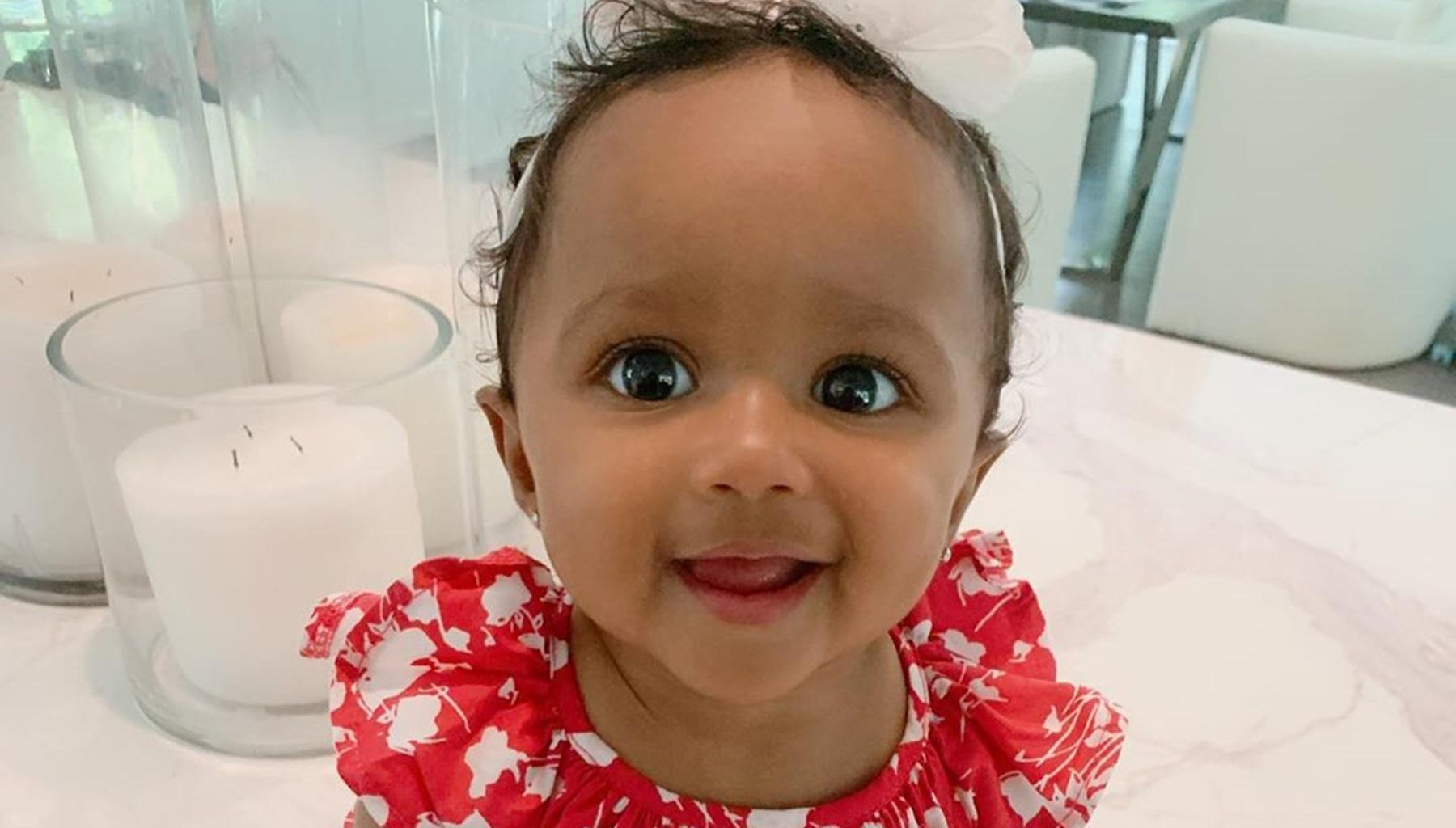 Kenya Moore Is Getting Some Competition From Daughter Brooklyn Daly Who Debuted Adorable Hairstyle In New Photo