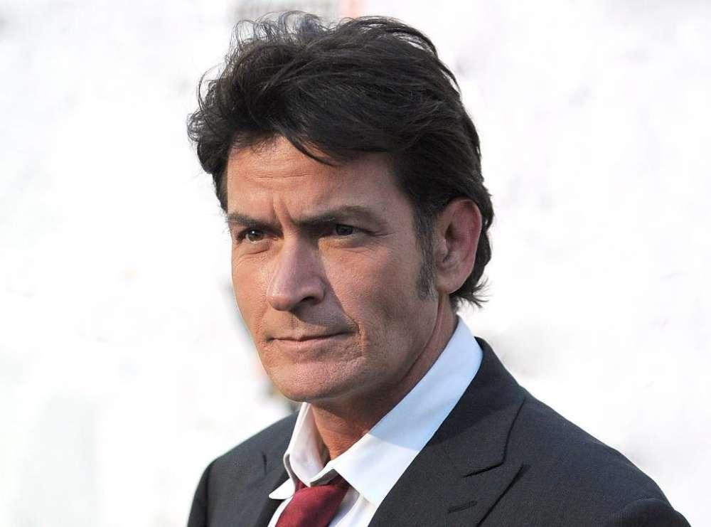 Charlie Sheen Backed Out Of Dancing With The Stars Because He Has 'Two Left Feet'