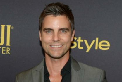 All My Children Star Colin Egglesfield Gets Candid About Battling Testicular Cancer