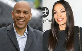 Rosario Dawson Opens Up About Dating Politician Corey Booker