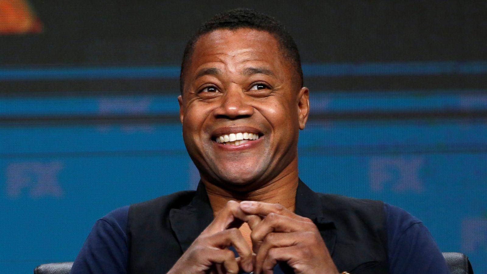 Cuba Gooding Jr. 'Living In The Moment' After Groping Trial Gets Rescheduled