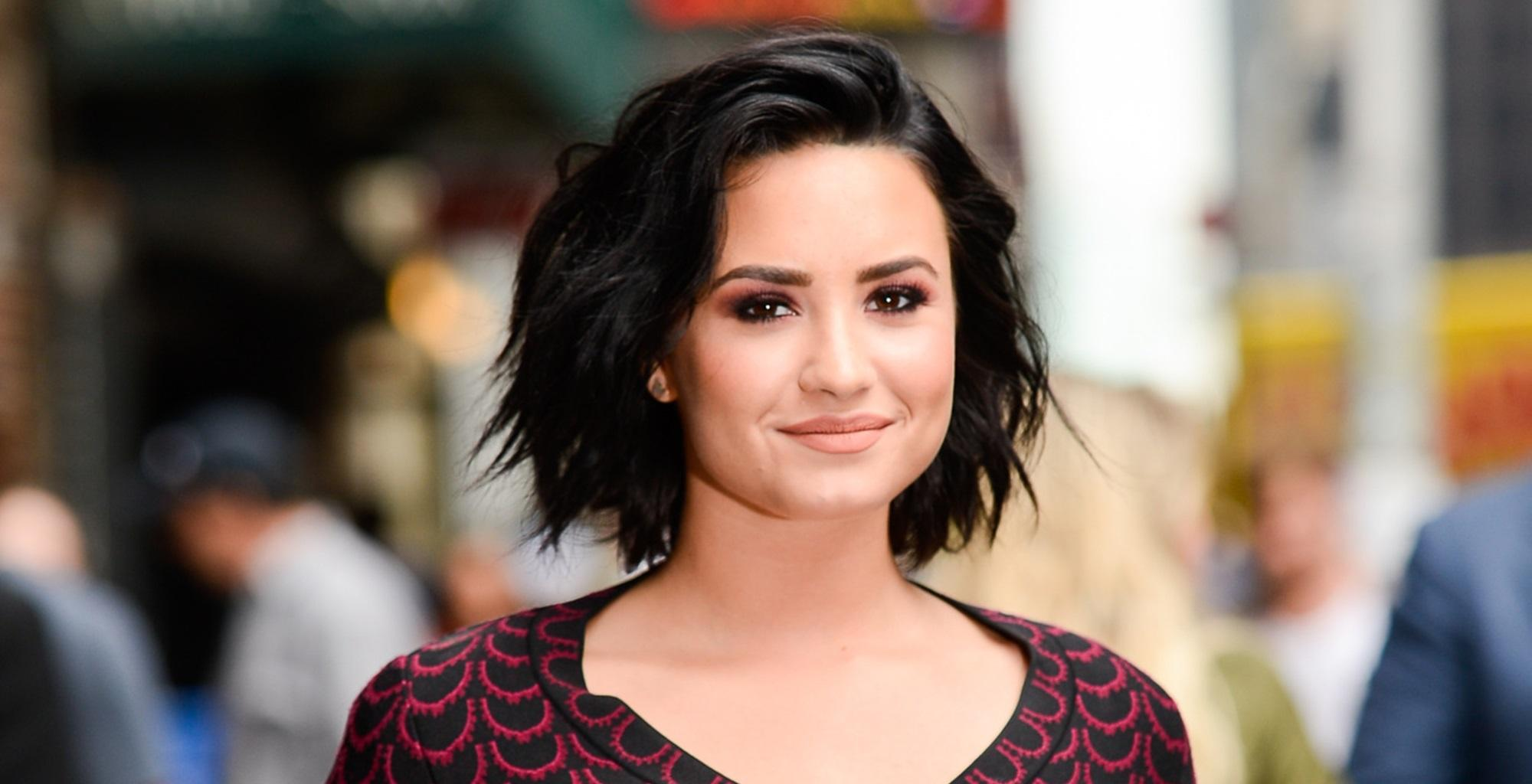 Demi Lovato Might Not Be Single For Long Here Is Why -- Did Her Unfiltered Picture Do The Trick?