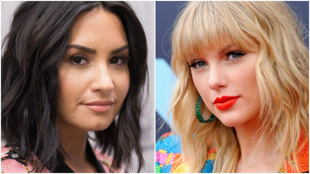 Demi Lovato Sends Love And Support To Taylor Swift, Praising Her New Album And The Other Responds!
