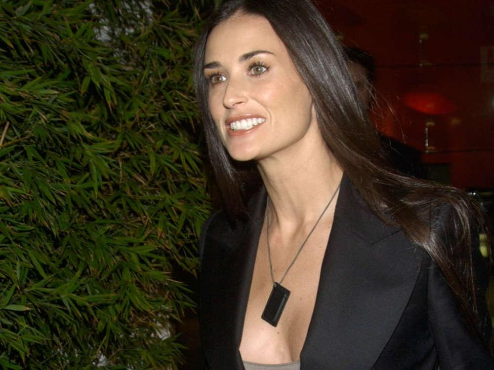 Demi Moore Opens Up About The Time She Witnessed Her Mother's Overdose