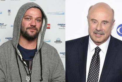 Dr. Phil Gives Update On Bam Margera Rehab Stint