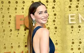Emilia Clarke Continues To Defend Season 8 Of Game Of Thrones As They Take Home The Emmy For Outstanding Drama